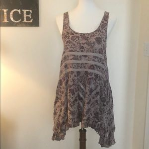 Free People Slip/cover up XS